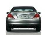 Acura RL CN-Spec (2006–2008) photos