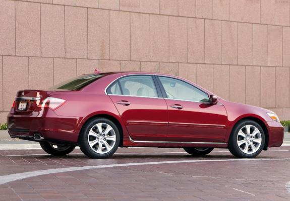2008 Acura RL Prototype photo - 5