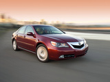 Acura RL (2008–2010) pictures