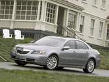 Photos of Acura RL (2010)