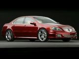 Wallpapers of Acura RL A-Spec Concept (2005)