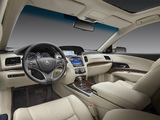 Acura RLX (2013) photos