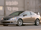 Acura RSX Type-S Factory Performance Package (2003–2004) photos