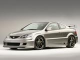 Acura RSX A-Spec Concept (2005) images