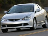 Images of Acura RSX Type-S (2005–2006)
