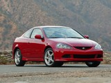 Pictures of Acura RSX Type-S (2005–2006)