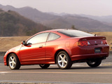 Wallpapers of Acura RSX (2002–2004)