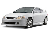 Wallpapers of Acura RSX Type-S A-Spec (2004)