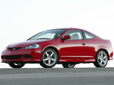 Wallpapers of Acura RSX (2005–2006)