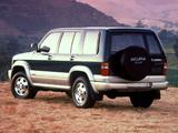 Acura SLX (1996–1998) wallpapers