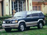 Acura SLX (1998–1999) photos