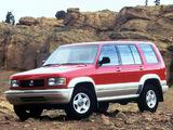Images of Acura SLX (1996–1998)