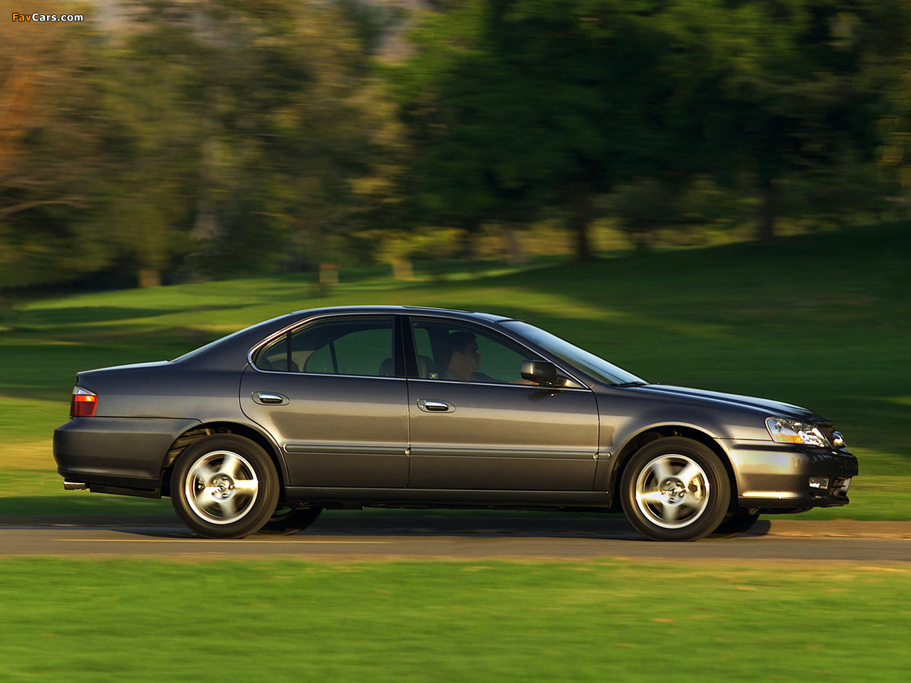 Acura tl type s 2002 2003 wallpapers 1280x960