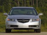 Acura TL Type-S (2007–2008) photos