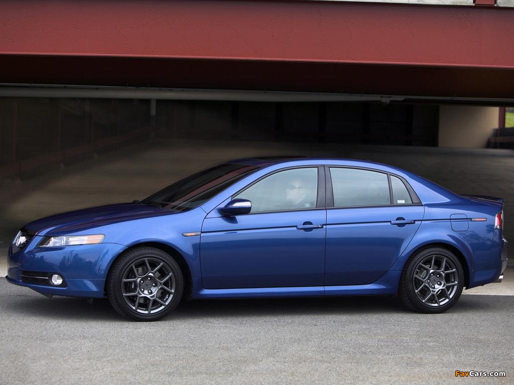 Acura Tl 2008 >> Acura TL Type-S (2007–2008) photos (1024x768)