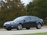 Acura TL SH-AWD (2011) images
