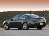 Acura TL SH-AWD (2011) wallpapers