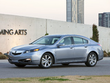 Acura TL (2011) wallpapers