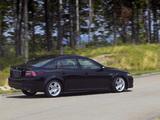Photos of Acura TL (2007–2008)