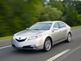 Photos of Acura TL SH-AWD (2008–2011)