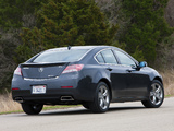Photos of Acura TL SH-AWD (2011)