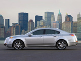 Pictures of Acura TL (2008–2011)