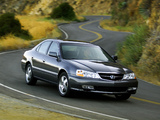 Wallpapers of Acura TL (2002–2003)