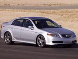 Wallpapers of Acura TL A-Spec (2004–2007)
