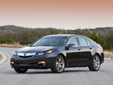 Wallpapers of Acura TL SH-AWD (2011)