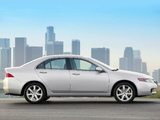 Acura TSX (2003–2006) pictures