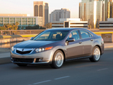 Acura TSX V6 (2009–2010) pictures