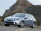 Acura TSX Sport Wagon (2010) images