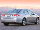 Photos of Acura TSX (2008–2010)