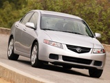 Pictures of Acura TSX A-Spec (2003)
