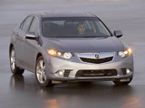 Pictures of Acura TSX (2010)