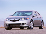 Wallpapers of Acura TSX (2008–2010)