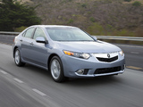 Wallpapers of Acura TSX (2010)