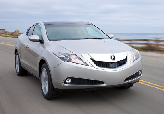 Download / Preview - Acura ZDX (2009) images