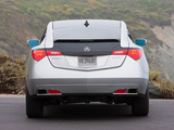 Acura ZDX (2009) images