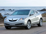 Images of Acura ZDX (2009)