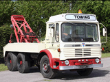 Pictures of AEC Mammoth Major Tow Truck TG6 (1965–1978)