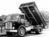 Photos of AEC Mercury MkII Dump Truck GM4RA (1955–1961)