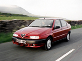 Photos of Alfa Romeo 146 UK-spec 930B (1995–1999)