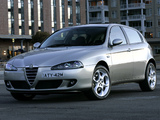Alfa Romeo 147 5-door AU-spec 937B (2005–2009) images