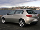 Alfa Romeo 147 5-door AU-spec 937B (2005–2009) photos