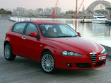Alfa Romeo 147 5-door AU-spec 937B (2005–2009) pictures