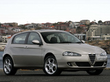 Alfa Romeo 147 5-door AU-spec 937B (2005–2009) wallpapers
