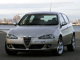 Images of Alfa Romeo 147 5-door AU-spec 937B (2005–2009)