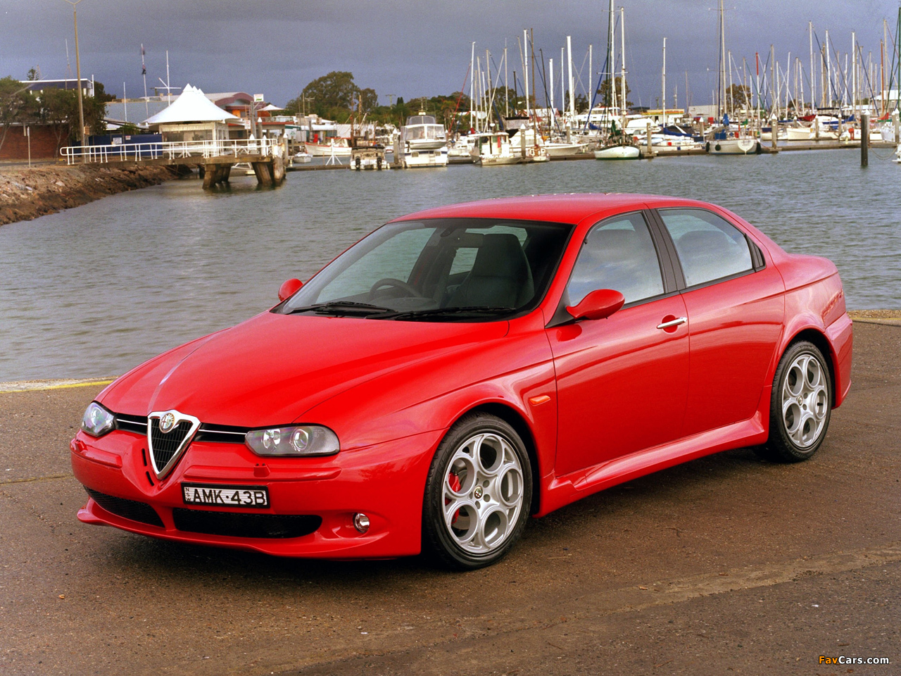 alfa romeo 156 gta au spec 932a 2002 2003 wallpapers 1280x960. Black Bedroom Furniture Sets. Home Design Ideas