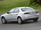 Alfa Romeo 159 939A (2005–2008) photos